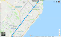 Rideshare  Lakeshore &mississauga rd  to Oakville (wyecroft rd)