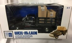 Die Cast Weil McLain Dodge Ram Truck with Load