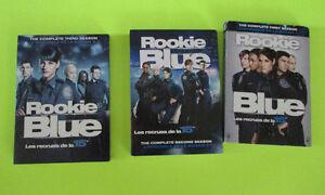 Rookie Blue dvds