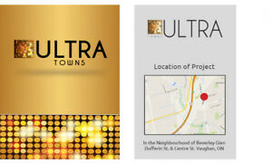 ULTRA TOWN IN THORNHILL