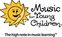 Music for Young Children Classes JK - Grade 3