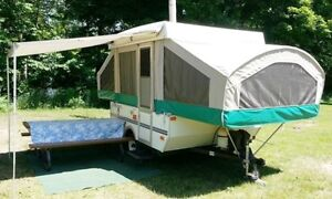 Viking Pop up tent trailer - Ready for camping!