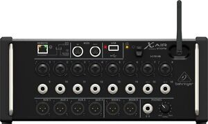 Behringer XR16 16-Input Digital Mixer for iPad/Android Tablets