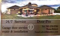 24/7  Same day Garage door  repair  and installation