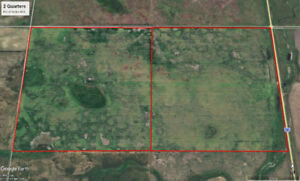 315.62 Acres Hwy #6 Frontage Pangman Area RM Norton #69 FOR SALE