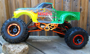 New RC Rock Crawler Truck Electric 2.4G 1/10 Scale 4WD City of Toronto Toronto (GTA) image 1