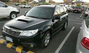 08 xt forester New Norfolk Derwent Valley Preview