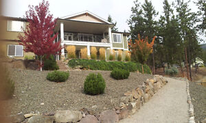 Walk Out with Suite in Tallus Ridge - West Kelowna
