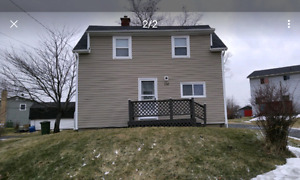 3 bedroom 1 and 1/2  bath stellarton pictou county