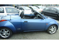 2004 FORD STREET CONVERTIBLE ( JUST £795 ono TO CLEAR )