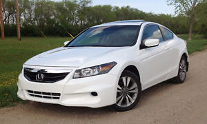 2012 Honda Accord Coupe Must Sell