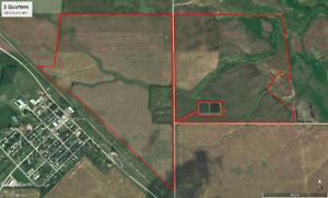 315.93 Acres Farmland Pangman Area RM of Norton #69 FOR SALE