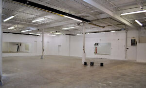 Industrial/Commercial Rec. Space for Lease- North Waterloo