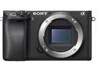 Sony a6300 Compact System Camera Body in Black