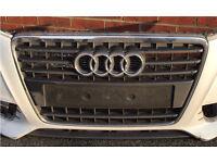 Genuine Audi A4 b8 s-line grill 08-13