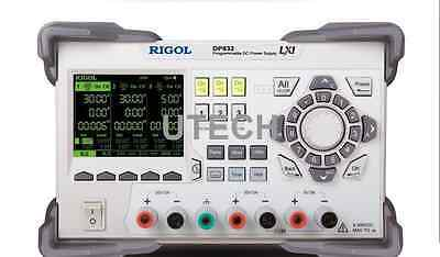 New Rigol Dp832 3 Outputs Programmable Dc Power Supply 195w 350 Uvrms2mvpp 3ch