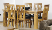 Solid Timber 7 Piece Dining Suite Moorooka Brisbane South West Preview