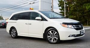 2015 Honda Odyssey Touring DVD, Navigation, One Owner !!