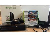 XBOX 360 [500GB] [With Wireless Controller and 15 Games.]