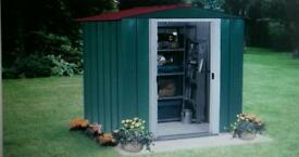 metal shed 6 X 5 new and boxed