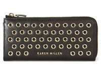 Karen Millen Studded Purse - New with tags and dust cover!
