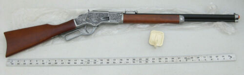 Replica NONFIRING Display WINCHESTER 73 MODEL 1873 RIFLE ( Saddle Ring Carbine )