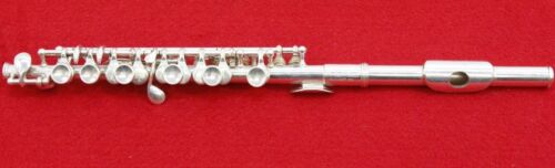 Gemeinhardt Silver Plated Piccolo s/n: 62706 - Free Shipping
