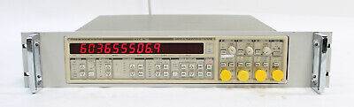 Stanford Research Sr620 1.3ghz 25ps Universal Time Interval Frequency Counter