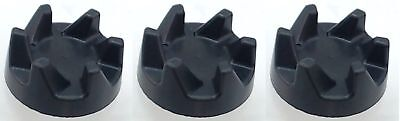 SA9704230, Rubber Coupler Clutch Pack of 3 fits Whirlpool KitchenAid Blender