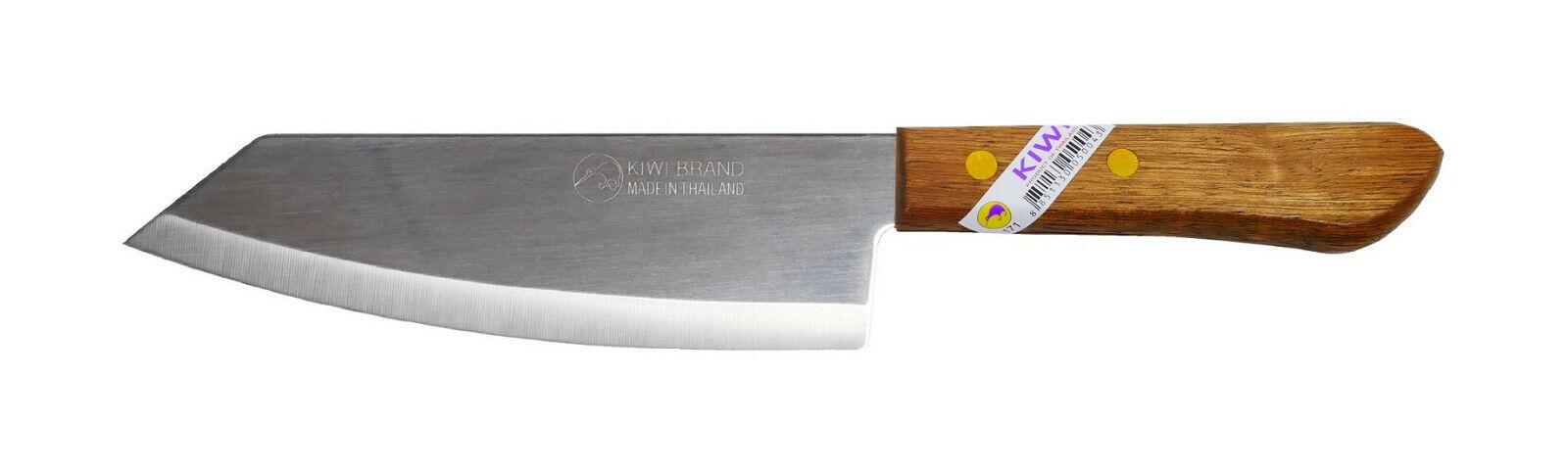 Kiwi thai Küchenmesser Kochmesser # 171 asiatisches Santoku Allzweck Messer