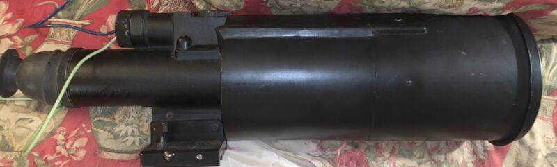 Scarce Original U.S. Army Vietnam Era AN/TVS-2B Starlight Night Vision Scope
