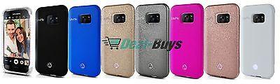 Samsung Light Edge (LiteMe LED Light Selfie Phone Case & Power Bank For Samsung Galaxy S7 &)