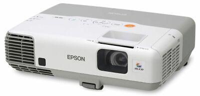 Epson EB-905 Full 3D⭐HD Ready (3,000 ANSI, XGA 2,000:1) Tri-LCD HDMI Projector🎥