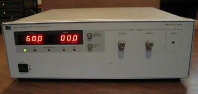 Agilent Hp 6012b Variable Dc Power Supply 0-60v 0-50a 1000w