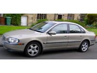 2002 GOLD VOLVO S80 Automatic