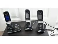 Bt phones bt 8500 advanced call blocker with answer phone .
