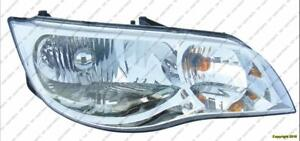 Head Light Driver Side Coupe High Quality Saturn Ion 2003-2007