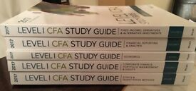 CFA Level 1 2017 Wiley Study Guide - Complete Set
