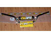 Pro Taper Handlebars Quad ATV High Bars 22mm Raptor YFM YFZ 450 660 700 Banshee