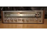 Pioneer SX 550 Vintage Stereo AM/FM Receiver
