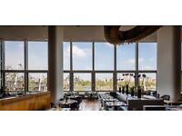 Chef de Partie- Grill- Skylon Restaurant- South Bank 26k