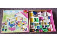 Duplo Lego: Vintage Pink House