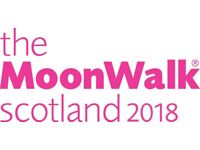 Event Support Driver - The MoonWalk Scotland 2018