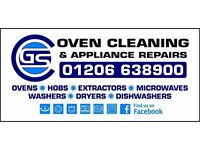 Appliance maintaince, Oven cleaning and Appliance repairs