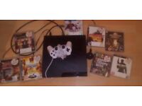 Playstation 3 298gb with 8 games