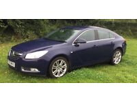*BARGAIN*09 Vauxhall Insignia 1.8cc*May exchange a smaller car plus cash* Serviced**Bargain £1950**