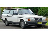 Old Volvo Estate WANTED.