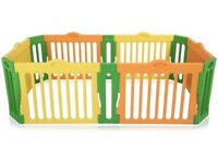 BABY VIVO PLAY PEN