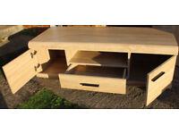 TV bench/ stand sonoma oak colour