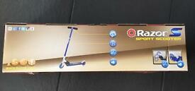 Razor Sport Scooter . Brand new boxed. £10